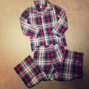 Old nave new 4T flannel pajama